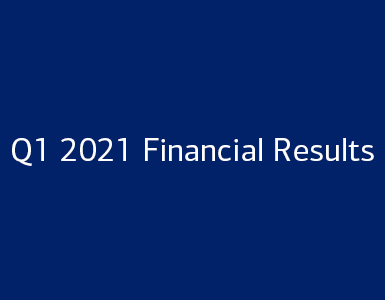 Q1 2021 Financial Results