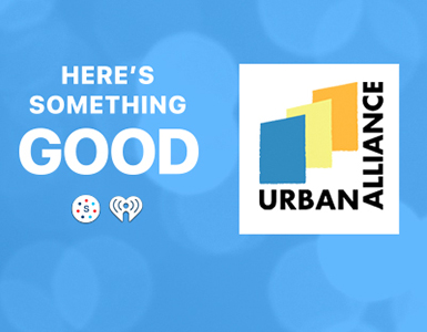 here's something good - urban alliance
